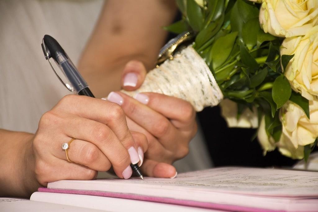 Contrat de mariage : comment faire son choix ?